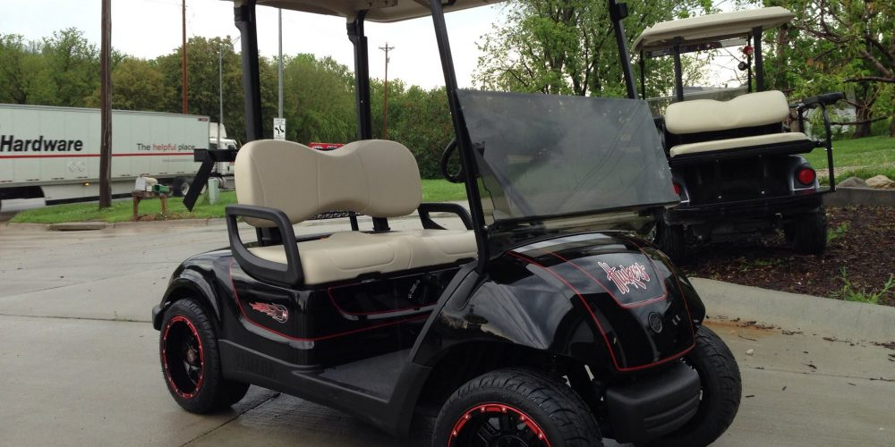 Custom Designed Golf Carts