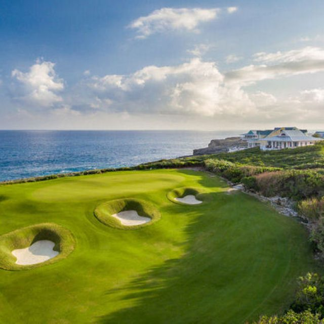 Bahamas private Abaco Golf Club